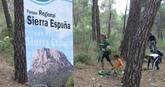 Medio Ambiente organiza actividades en los espacios protegidos de la Regi�n con motivo del D�a Europeo de los Parques