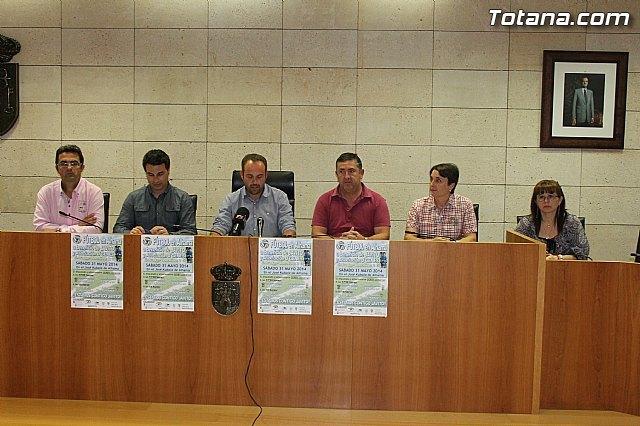 Las corporaciones municipales de Totana y Alhama disputarán un partido a beneficio de Javito y D´Genes, Foto 2