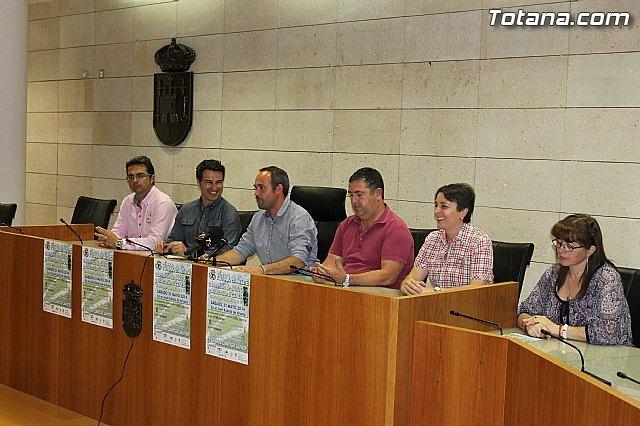 Las corporaciones municipales de Totana y Alhama disputarán un partido a beneficio de Javito y D´Genes, Foto 3