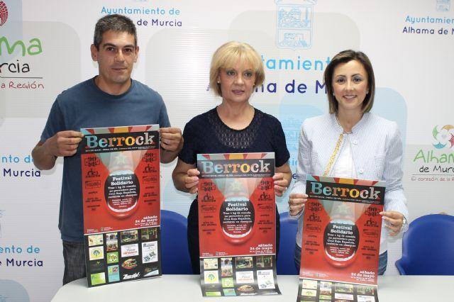 La pedanía de El Berro acoge el próximo día 24 el festival