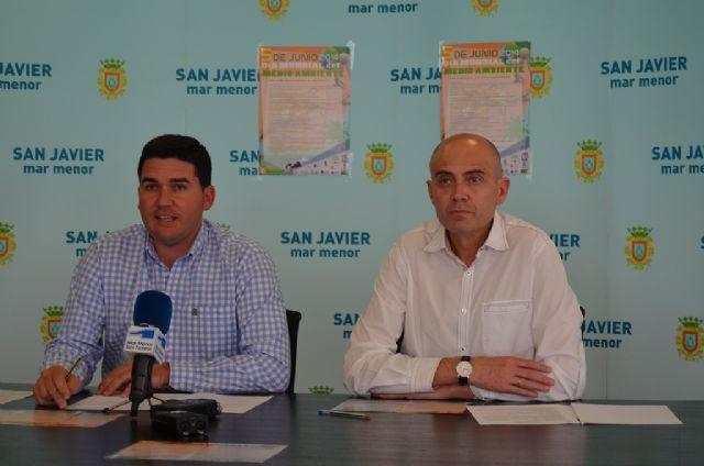 San Javier celebrará el Día Mundial del Medio Ambiente - 1, Foto 1