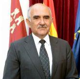 El presidente de la Comunidad Autónoma, Alberto Garre, visitará Totana el próximo día 4 de junio