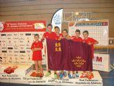 El equipo masculino del CEIP Hernández Ardieta obtiene la medalla de bronce en la Final del Campeonato de España de Jugando al Atletismo