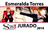 La bailarina pachequera, Esmeralda Torres, seleccionada como jurado de un importante campeonato de baile internacional