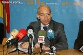 El Secretario de Estado de Comercio, Jaime García Legaz, cerrará este jueves la campaña electoral del PP en Totana