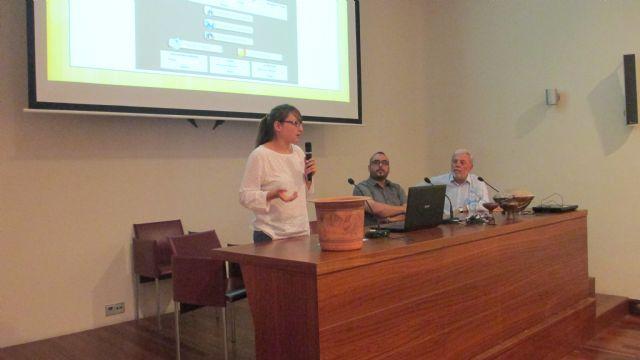 La Asociación Kalathos imparte una charla-conferencia en el Casino de Murcia, Foto 2