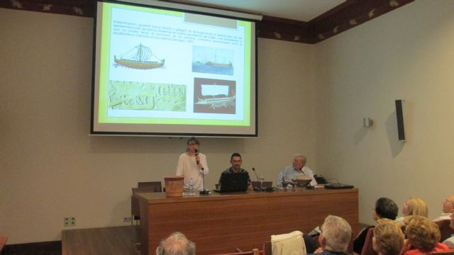 La Asociación Kalathos imparte una charla-conferencia en el Casino de Murcia, Foto 4