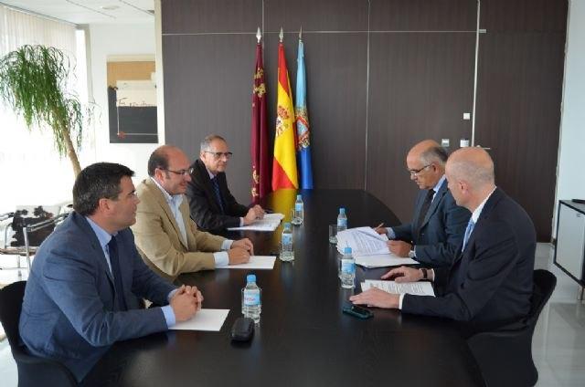 El Gobierno murciano patrocinará el Festival de Jazz de San Javier y estudia mejorar el acceso al Hospital del Mar Menor - 1, Foto 1