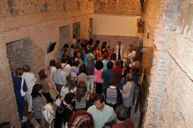 El Museo Arqueológico de Los Baños celebra