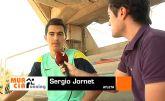 El joven atleta Sergio Jornet, protagonista en 7RM