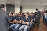 'La familia' del UCAM Murcia vive el Tour de Estrella de Levante