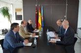 El Gobierno murciano patrocinará el Festival de Jazz de San Javier y estudia mejorar el acceso al Hospital del Mar Menor