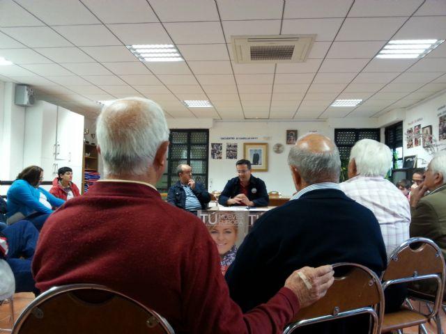 Cercanía: motor de la campaña electoral de los socialistas alhameños, Foto 1