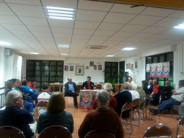 Cercanía: motor de la campaña electoral de los socialistas alhameños, Foto 2