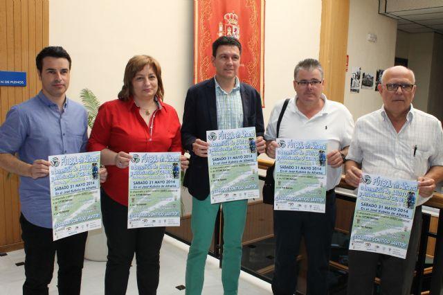 Un partido entre la Corporación de Alhama contra la de Totana recaudará fondos, Foto 1