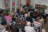 El PSOE de Totana celebró un mitin en el Local Social del Barrio San Francisco