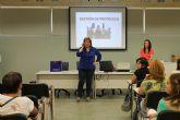 El Vivero de Empresas para Mujeres acoge un curso de protocolo
