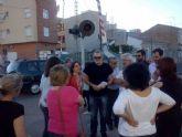 La Izquierda Plural exigirá en el PE inversiones para sacar el tren fuera de Alcantarilla