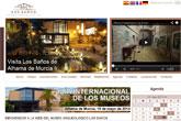 El Museo Arqueol�gico Los Baños estrena p�gina web con motivo del D�a Internacional de los Museos