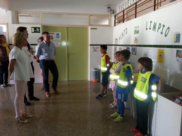 Cerca de 49.000 escolares de 58 centros educativos del municipio participan en el programa Escuelas Verdes - 1, Foto 1