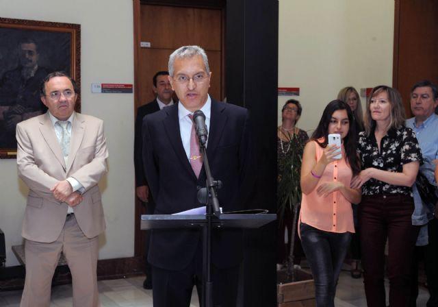 El rector Orihuela valora la colaboración de todos en la toma de posesión del gerente - 1, Foto 1
