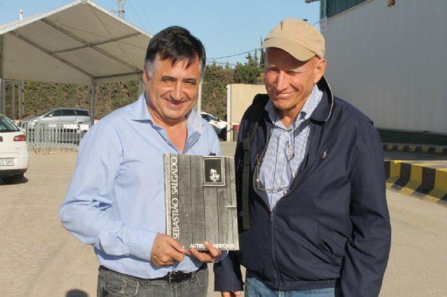 Eugenio Recuenco y Alberto Yagüe sobresalen en la primera jornada de Fotogenio - 1, Foto 1