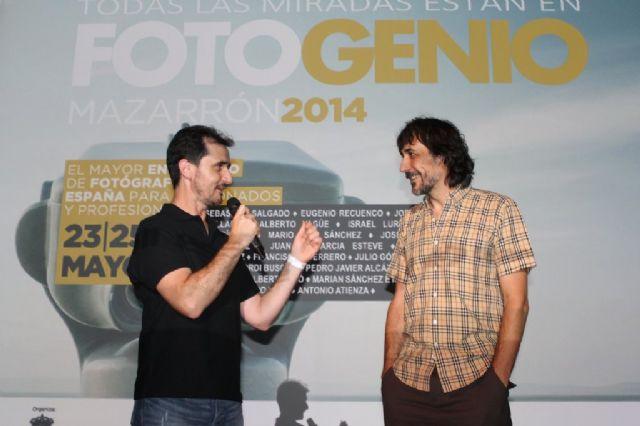 Eugenio Recuenco y Alberto Yagüe sobresalen en la primera jornada de Fotogenio - 2, Foto 2