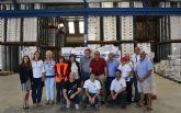 Zambú Higiene dona 2,5 toneladas de productos a Cruz Roja Mar Menor Norte
