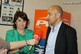 El Secretario de Estado de Comercio anima a los votantes a volver a otorgar la confianza al PP
