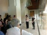 Éxito del taller para adultos organizado por la Consejería de Cultura en el Museo de Santa Clara de Murcia