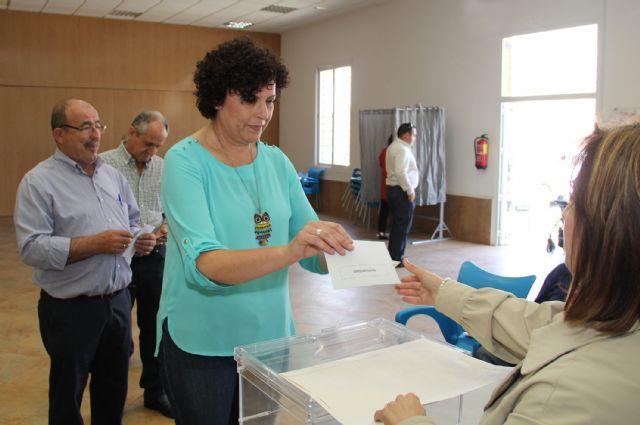 La Alcaldesa de Puerto Lumbreras anima a todos los lumbrerenses a votar en el día grande de la democracia para las Elecciones Europeas - 1, Foto 1