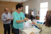La Alcaldesa de Puerto Lumbreras anima a todos los lumbrerenses a votar en el día grande de la democracia para las Elecciones Europeas