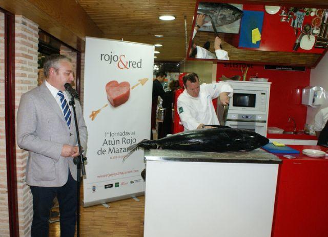 Cocineros de prestigio internacional convertirán a Mazarrón en la capital gastronómica del atún rojo - 3, Foto 3