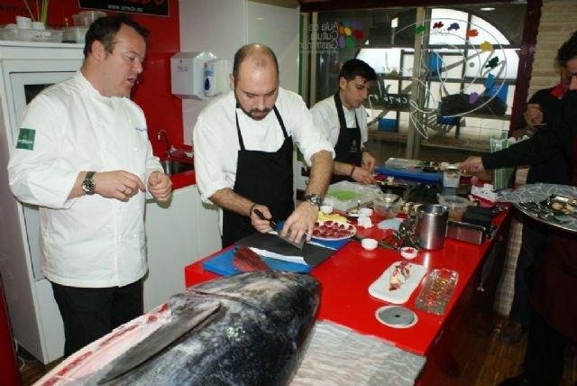 Cocineros de prestigio internacional convertirán a Mazarrón en la capital gastronómica del atún rojo - 1, Foto 1