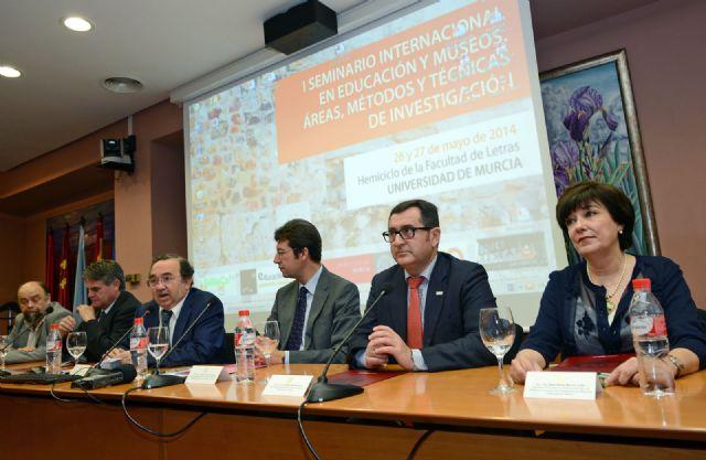 El rector de la Universidad de Murcia anima a conectar la investigación con el entorno social - 1, Foto 1