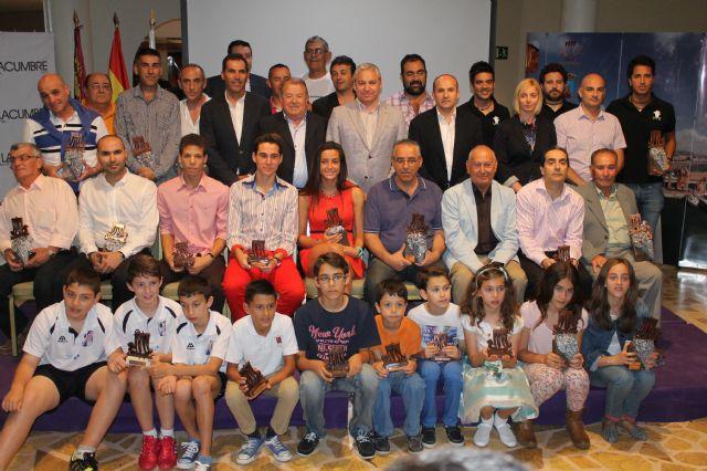 Los éxitos del deporte mazarronero brillan un ano más en la XIII Gala del Deporte - 1, Foto 1