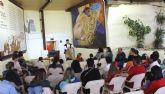 Puerto Lumbreras recibe al 'Artesano de los Cuentos' en el entorno turístico Medina Nogalte