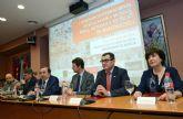 El rector de la Universidad de Murcia anima a conectar la investigación con el entorno social