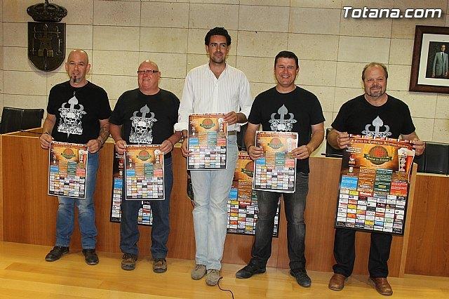 Totana acoge del 6 al 9 de junio la I Feria de Cervezas Internacionales Ciudad de Totana, Foto 1