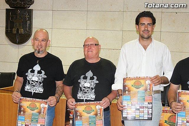 Totana acoge del 6 al 9 de junio la I Feria de Cervezas Internacionales Ciudad de Totana, Foto 2