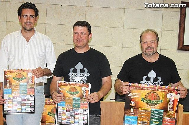 Totana acoge del 6 al 9 de junio la I Feria de Cervezas Internacionales Ciudad de Totana, Foto 3