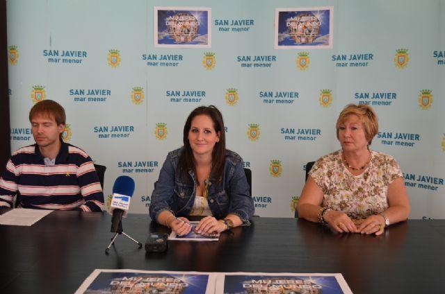 La concejalía de Mujer e Igualdad invita a las mujeres a apoyarse mutuamente con la Jornada Mujeres del Mundo - 2, Foto 2