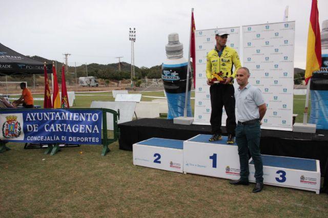 Ruzafa y Erbanova ganan el Nacional XTERRA en Cartagena - 1, Foto 1