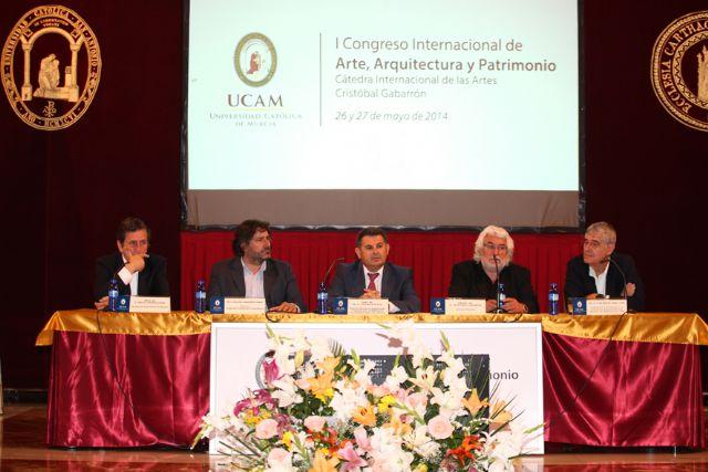 Cátedra Internacional de las Artes Cristóbal Gabarrón - 1, Foto 1