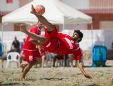 El Club Deportivo Murcia campeón de la liga de Fútbol Playa 2014