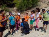 El taller juvenil de ocio saludable del barrio del Carmen torreño se fue de excursión