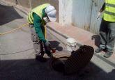El Ayuntamiento torreño comienza los tratamientos anuales de desratización y desinsectación del alcantarillado local