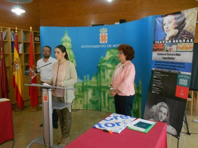 Los centros de la mujer organizan el I Certamen de teatro Amparo Rivelles - 1, Foto 1