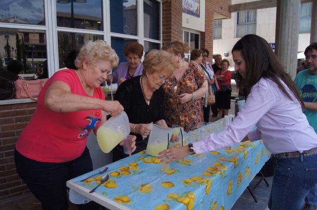 Continúan las fiestas de las personas mayores 2014