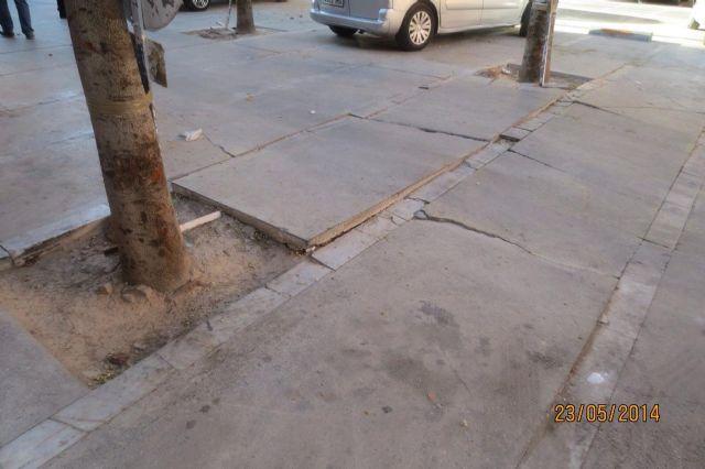 La Plaza de Salamanca del barrio de la Fama lucirá un nuevo pavimento - 1, Foto 1
